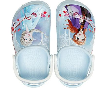 Kids Crocs Fun Lab Disney Frozen 2 Clog