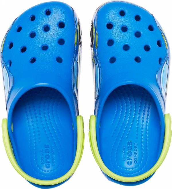 Kids Crocs Fun Lab Truck Band Clog