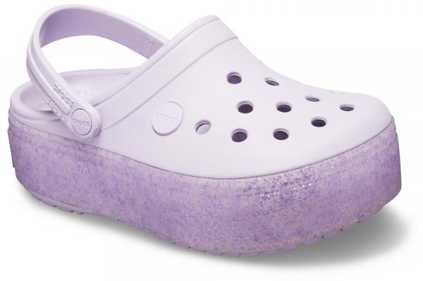 Girls Crocband™ Platform Clog