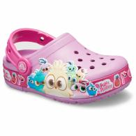 Kids' Crocs Fun Lab Hatchlings™ Band Lights Clog