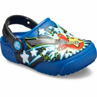 Kids' Crocs Fun Lab Guitar Lights Clog