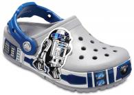 Kids Crocband™ R2D2 Lights Clogs