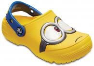 Kids Crocs Fun Lab Minions™ Clogs