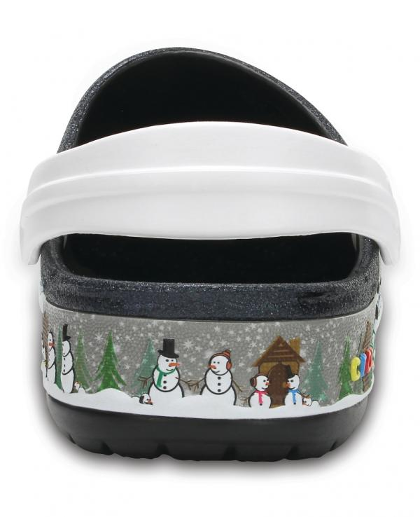 Crocband™ Holiday Clog