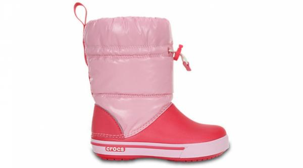 Kids Crocband™ Iridescent Gust Boot