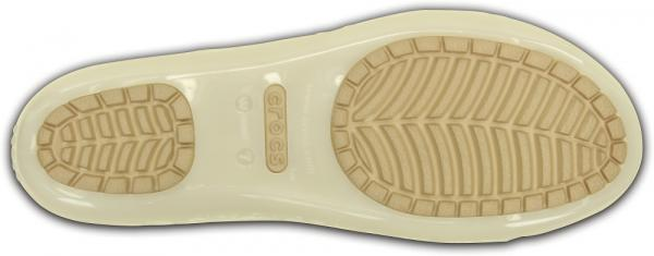 Women's Crocs Isabella Jelly Flat