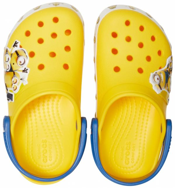 Kids' Crocs Fun Lab Minions™ Multi Clog