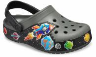 Boys' Crocs Fun Lab Galactic Clog