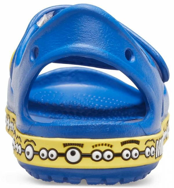 Kids Crocs Fun Lab Crocband™ II Minions™ Sandal