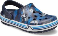 Preschool Crocband™ Shark Clog