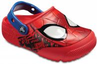 Kids Crocs Fun Lab Spider-Man Lights Clogs