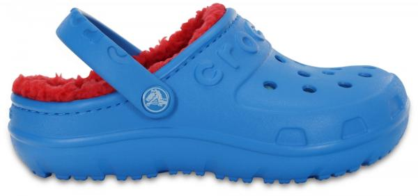 Kids Hilo Lined Clog