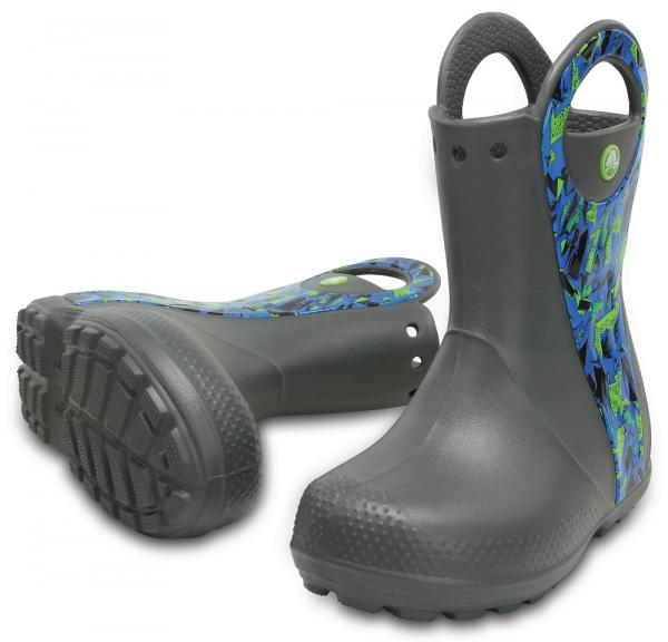 Kids Handle It Graphic Boot