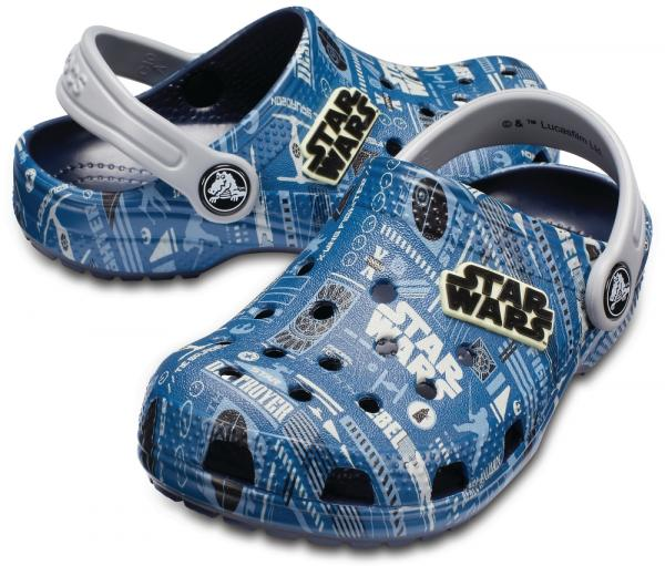 Classic Kids Star Wars™ Graphic Clog