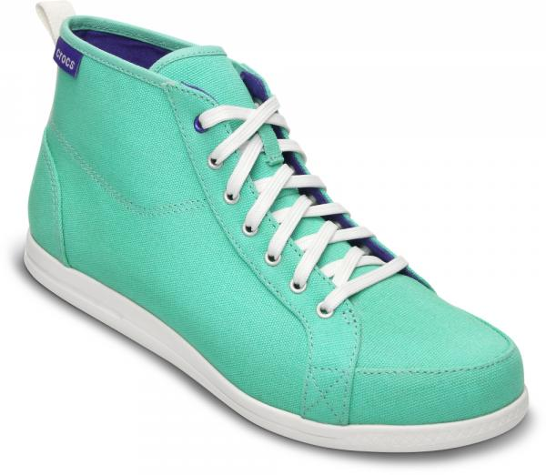 Crocs Lo Pro Canvas High Top Sneak