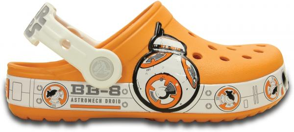 Kids' Crocband Star Wars BB-8
