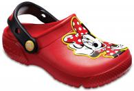 Kids Crocs Fun Lab Minnie Clog