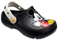 Kids Crocs Fun Lab Mickey Clog