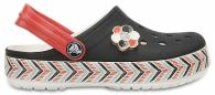 Kids Drew Barrymore Tribal Crocs Crocband™ Clogs