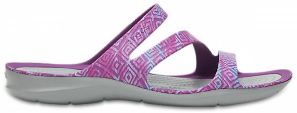 Womens Swiftwater Graphic Sandal