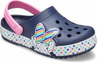 Kids' Crocs Fun Lab Disney Minnie Mouse Style Clog