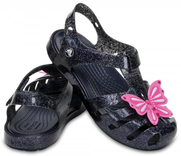 Kids Crocs Isabella Novelty Sandals
