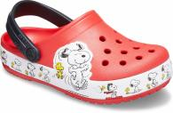 Kids Crocs Fun Lab Snoopy® Woodstock® Clog