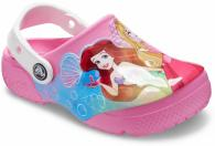 Kids Crocs Fun Lab Disney Princess Patch Clog