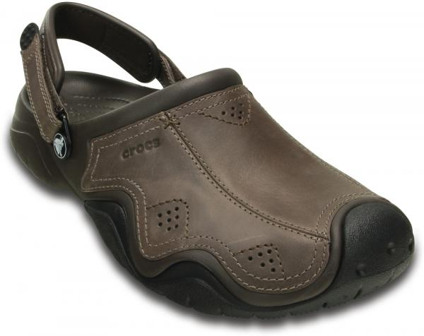 Men's Swiftwater Leather Clog