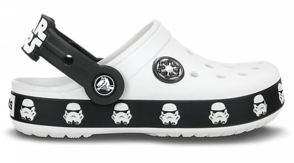 Kids' Crocband™ Star Wars™ Stormtrooper™ Clog
