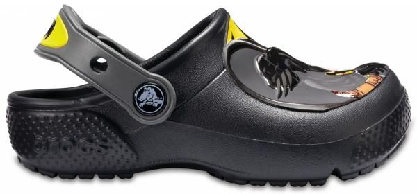 Kids Crocs Fun Lab Batman™ Clogs