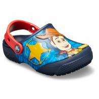 Kids Crocs Fun Lab Buzz & Woody Clog