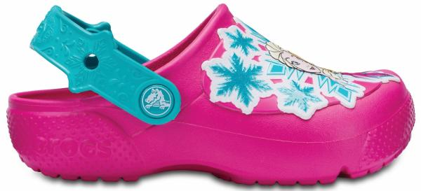 Kids Crocs Fun Lab Frozen Clog
