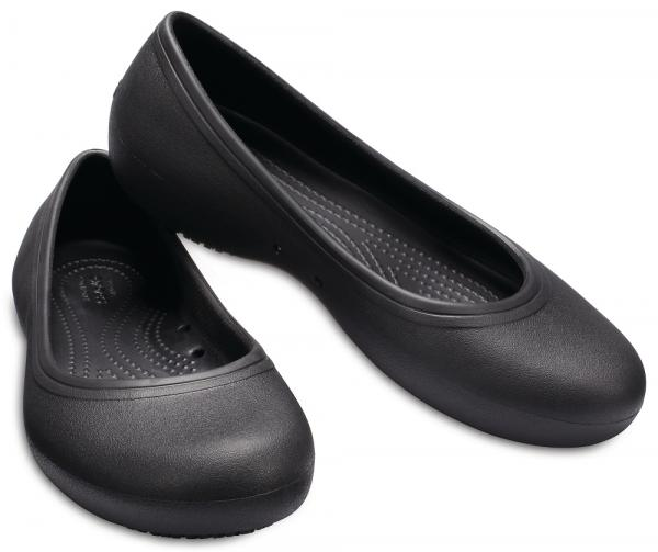 Women's Crocs At Work Flat
